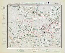 Mapa bonitovaných půdně ekologických jednotek
