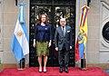 María Fernanda Espinosa y Jorge Faurie 03.jpg
