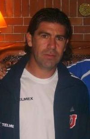 Marcelo Salas - Salas in 2008