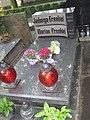 Marian Frenkiel grób.JPG