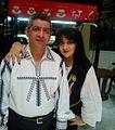Mariana Risipitu si Marcel Rat Bucuresti.jpg