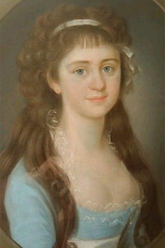 Ferdinand Maximilien Mériadec de Rohan - Marie-Victoire, Princess de Rohan, Ferdinand's daughter with Charlotte Stuart