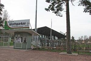 IFK Mariehamn - Wiklöf Holding Arena