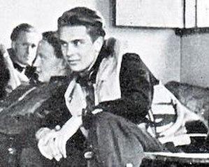 Marius Eriksen Jr. - Eriksen at RAF Catterick in 1942