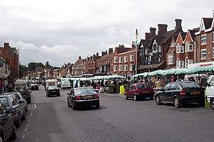 Marlborough, Wiltshire - Marlborough Market