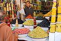 Marrakesch Olivenhändler.JPG