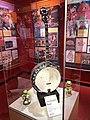Martin Kershaw's Maya Banjo at the American Banjo Museum.jpg