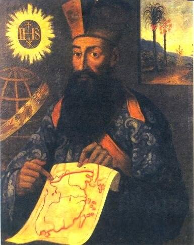 Martino Martini (1614-1661)