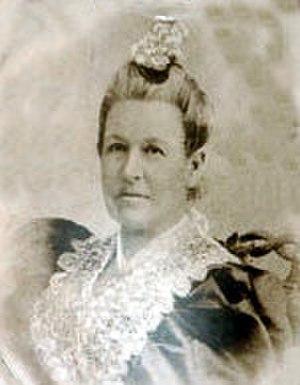 Mary Ellen Bagnall-Oakeley - Image: Mary Ellen B Oakeley