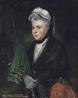 Mary Stuart, Countess of Bute British noble