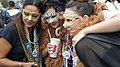 Maskers at New Orleans Mardi Gras 2013 02.jpg