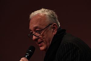 Pascal Mérigeau - Pascal Mérigeau on 28 November 2014 during the Master Class on John Boorman in Paris.