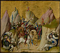 Master of the St. Bartholomew Altarpiece (Netherlandish, active Cologne, Germany about 1470 - 1510) - The Meeting of the Three Kings with David and Isaiah - Google Art Project.jpg