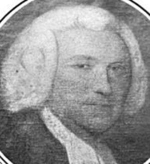 Mather Byles (loyalist) - Portrait of Byles