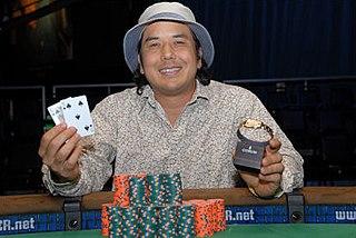 Matt Keikoan American poker player