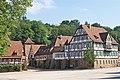 Maulbronn- Speisemeisterei, Gesindehaus, Bursarium - panoramio.jpg