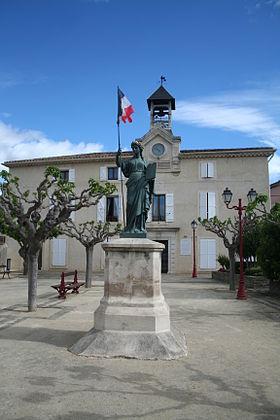 Mairie de Maureilhan