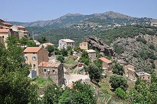 Mausoléo Commune in Corsica, France