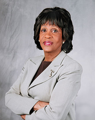 California's 35th congressional district - Image: Maxine Waters Official