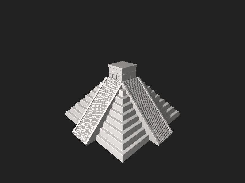 File:Mayan temple.stl