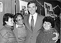 Mayor Raymond L. Flynn with campaign supporters (9516895999).jpg