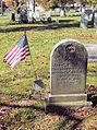 McCleary (Capt. J. C.), Lebanon Church Cemetery, 2015-10-23, 01.jpg