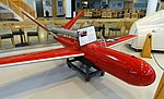 McDonnell KDD-1 Katydid target drone - Evergreen Aviation & Space Museum - McMinnville, Oregon - DSC01110.jpg