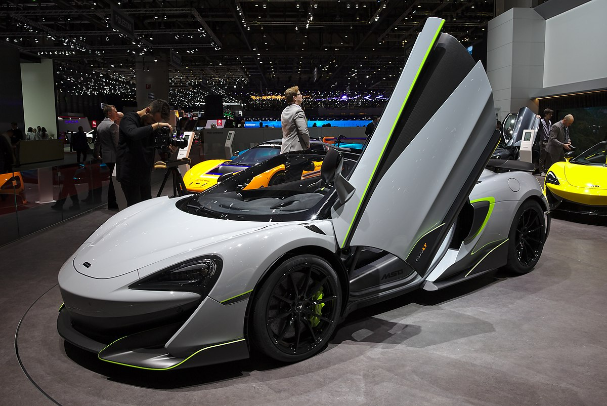 Festival Of Speed >> McLaren 600LT – Wikipedia
