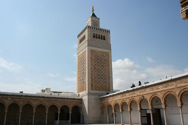 Medina en Túnez