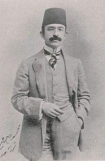 Mehmet Cavit Bey