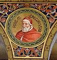 Mehrerau Collegiumskapelle Papst 03 Gregor XIII a.jpg