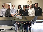 Member Bella Dinh-Zarr visited with NTSB investigators based out of the Anchorage office (36260549612).jpg