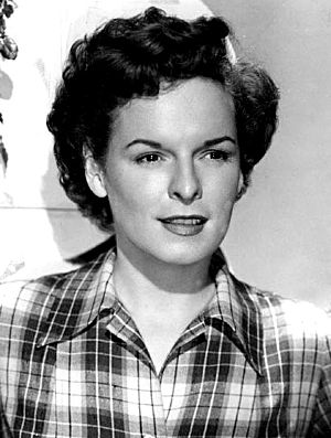 Mercedes McCambridge - McCambridge in All the King's Men (1949)