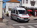 Mercedes ambulance, Bombeiros Alcobaça, Unit 1001 ABTD 08.JPG
