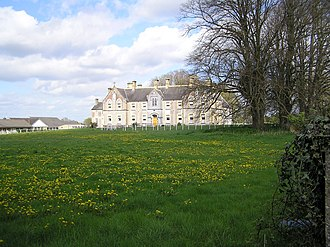 Kilbeggan - Image: Mercy Convent