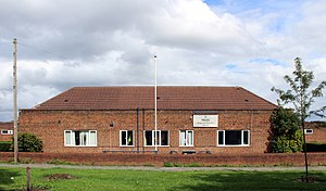 Merseyside Police - Dog and Mounted Section building on Greenhill Road, Allerton
