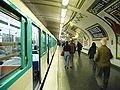 Metro Paris - Ligne 12 - Station Sevres Babylone.jpg