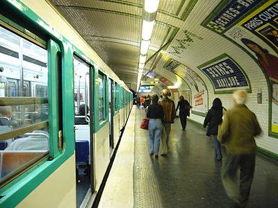 Sèvres – Babylone (Métro Paris)