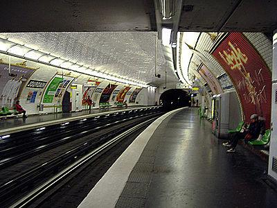Jourdain (metropolitana di Parigi)