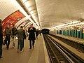 Metro de Paris - Ligne 1 - Porte Maillot 09.jpg