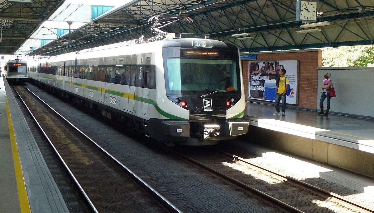 Metro de Medellín - Wikipedia, la enciclopedia libre