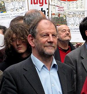 Michael Cramer (politician) - Image: Michael Cramer.2310