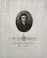 Michael von Lenhossek. Stipple engraving by Richter, 1818, a Wellcome V0003493.jpg