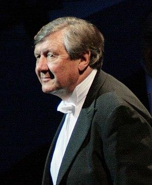 "Michel Plasson - Michel Plasson at the ""Chorégies d'Orange"", in 2008"