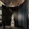 Michelangelo - Rondanini Pietà on exhibit design by BBPR Group (8319313683).jpg