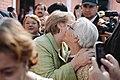 Michelle Bachelet visita junta de vecinos Nº 34 de la comuna de Lo Espejo (8673365682).jpg