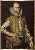 Michiel Jansz van Mierevelt - Maurits van Nassau, prins van Oranje en Stadhouder
