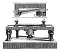 Microtome of the type used by Quekett. Wellcome M0010835.jpg