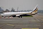Mid East Jet, N737GG, Boeing 737-8KT(BBJ2) (37433219401).jpg