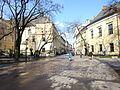 MiejsceGdzieStałaBramaWiślna-ZarysMurów-POL, Kraków.jpg